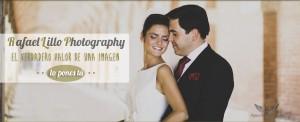 Fotografo bodas Toledo Rafael Lillo Fotografía