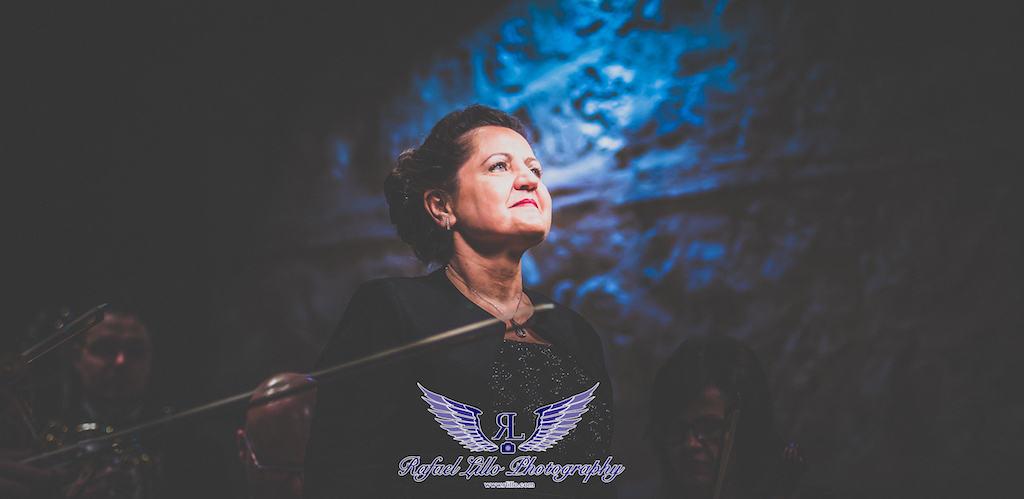 Beatriz Hernández Ezquerra orquesta filarmónica de Toledo OFT